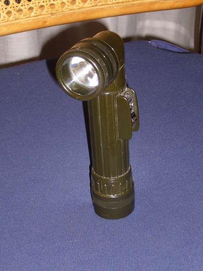 Делаем светодтодный фонарик